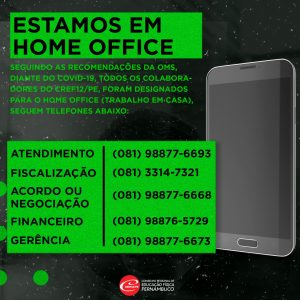 HomeOfficeAviso