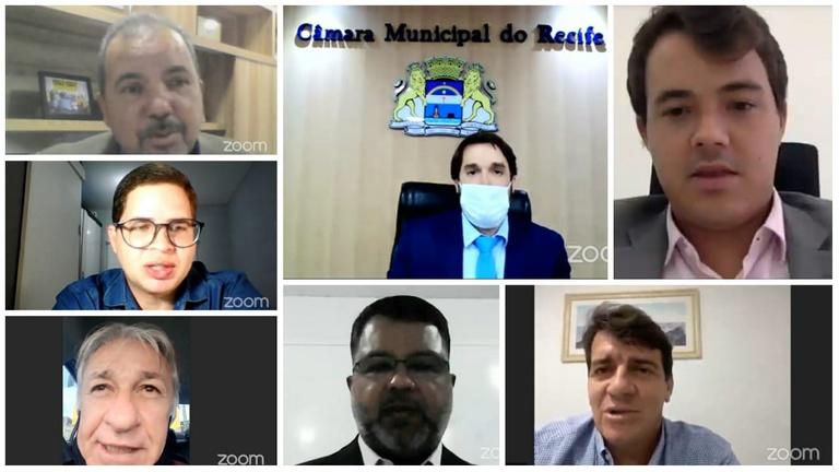 CREF12/PE participa de Audiência Pública para debater a estrutura dos espaços dedicados à prática de esportes no Recife