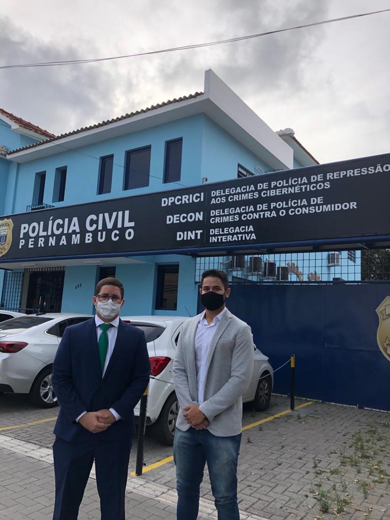 CREF12/PE denuncia falsos profissionais de Educação Física na Delegacia do Consumidor e de Repressão aos Crimes Cibernéticos
